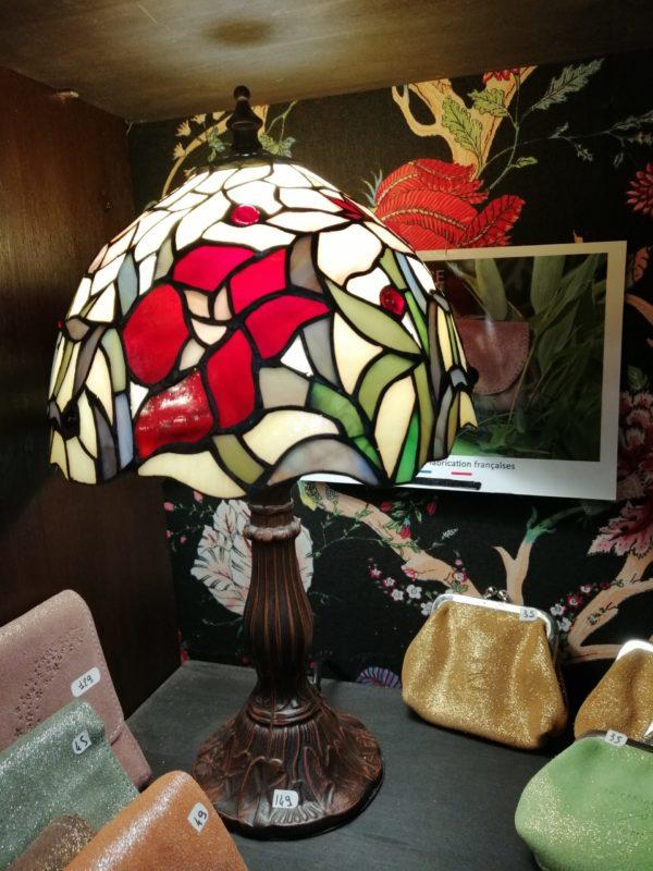 lampe tiffany art nouveau