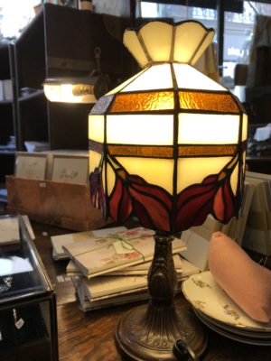 lampe art nouveau tiffany